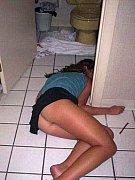 Pijane Malolatki
